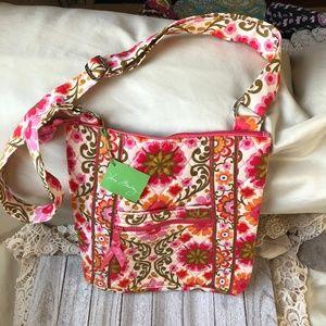 Vera Bradley Folkloric Crossbody purse bag